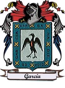 escudo heraldico garcia: